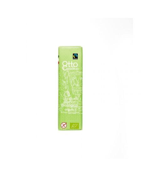 Cioccolato Bianco Biologico - 20 g